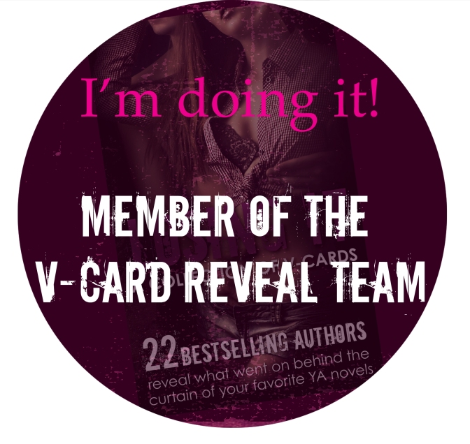 Losing It: A Collection of V-Cards Cover Reveal