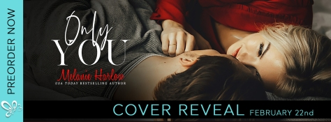 ONLY YOU COVER REVEAL BANNER